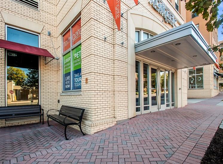 Northgate apartments are minutes from Arlington, VA