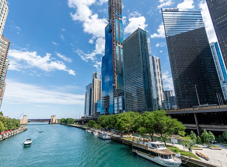 at Coast at Lakeshore East, Chicago, IL, 60601