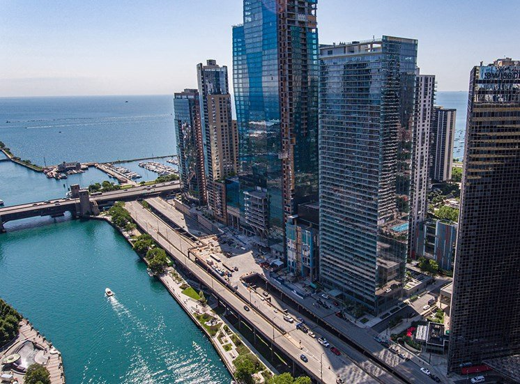 at Coast at Lakeshore East, Chicago