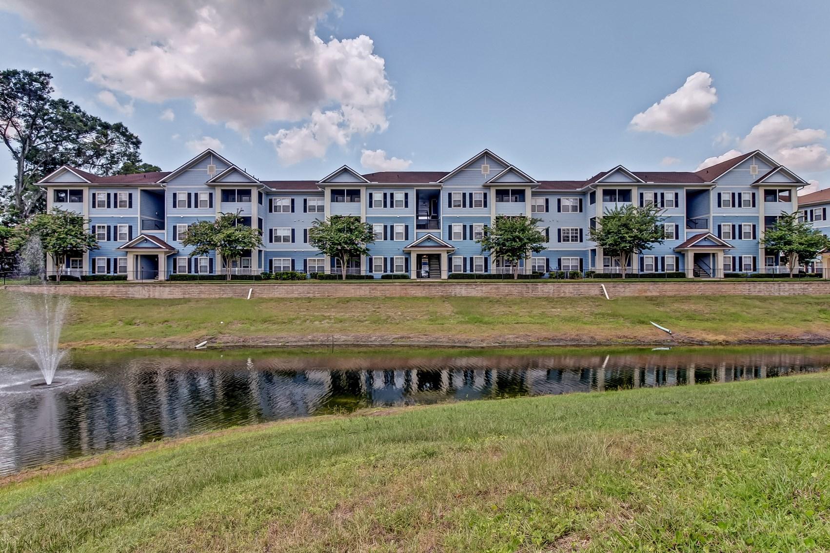 Exterior at Magnolia Village Apartments in Jacksonville, FL