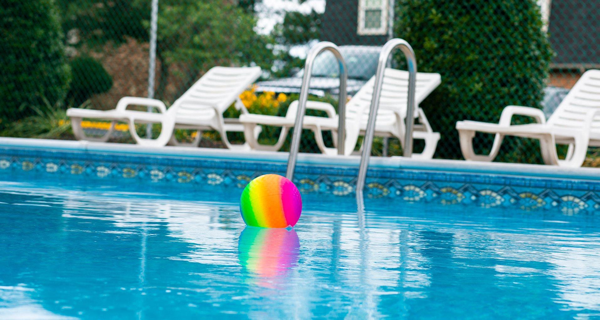 Pool 3 at Saddlewood Apartments