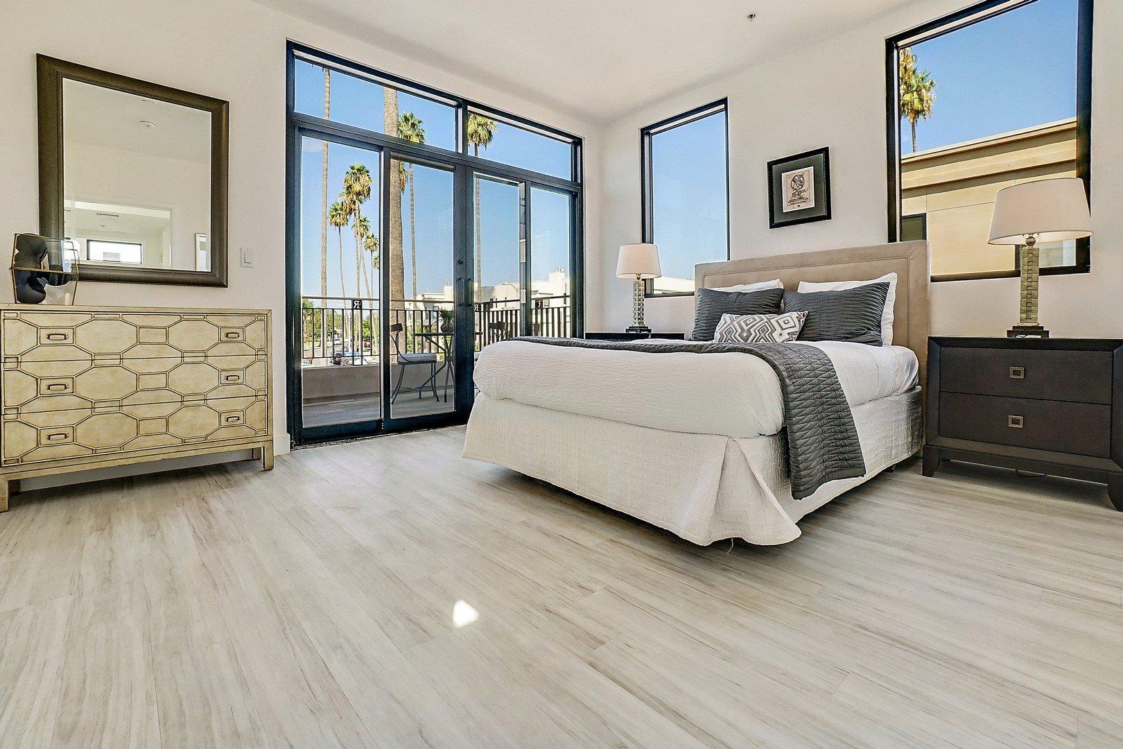 Two Bedroom Apartments in Tarzana CA - The Residences at Village Walk Bedroom