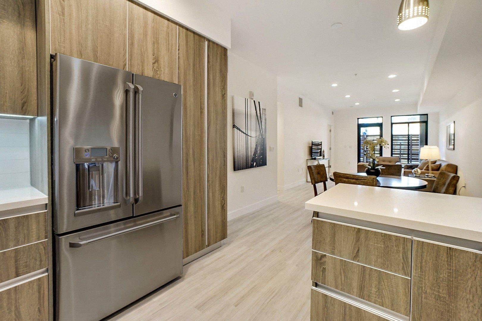 Luxury Lofts in Tarzana CA - The Residences at Village Walk Kitchen