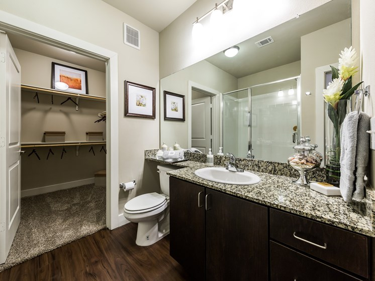 Throughout Enhanced Plumbing and Lighting Fixtures at Grand at the Dominion, San Antonio, 78257