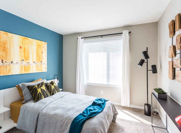 The Crossings at St. Charles Apartments Bedroom