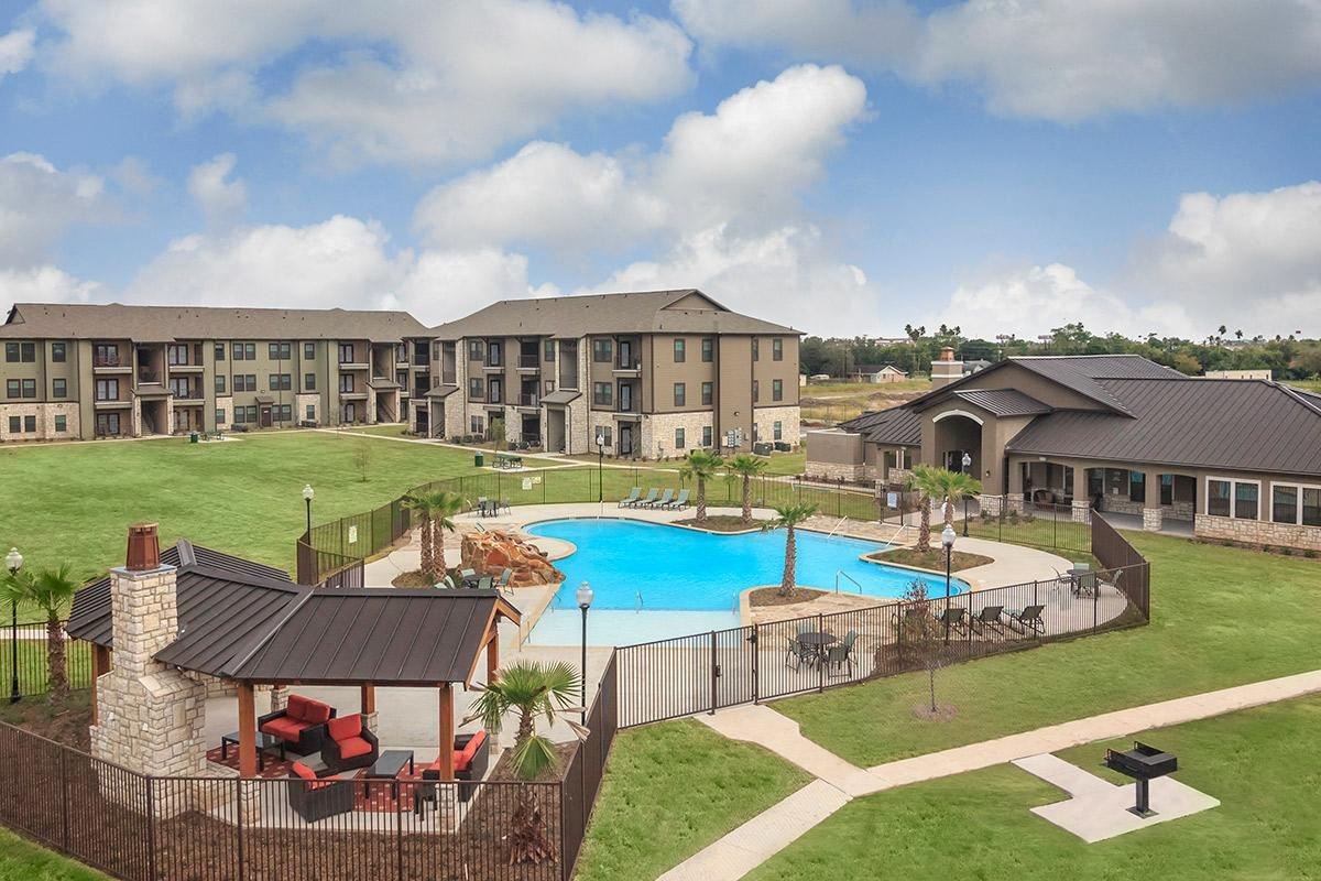 Pool View at Valor at Harlingen, Texas