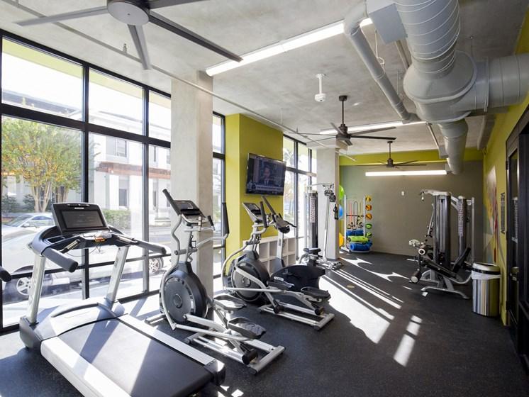 Lofts at Monroe Apartments | Jacksonville, FL | Fitness Center