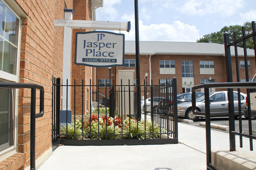 Jasper-Place-Apartments-Leasing-Office-Sign