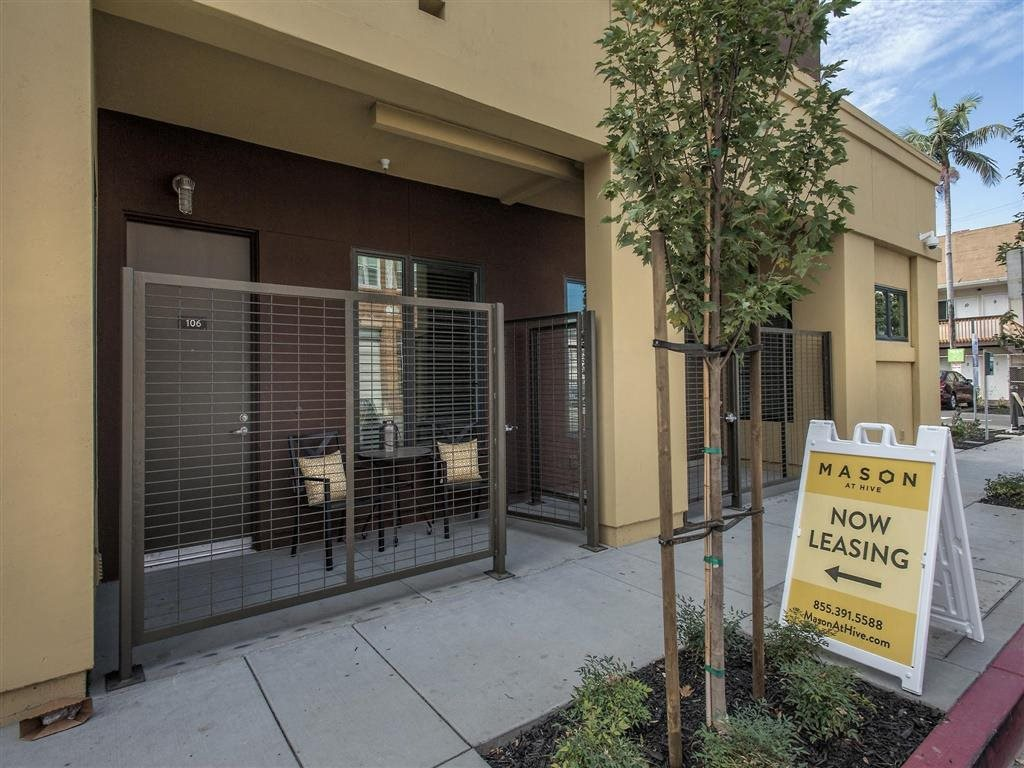 Leasing Office Brand New Apartments for Rent | Mason at Hive Apartments in Oakland, CA Now Leasing