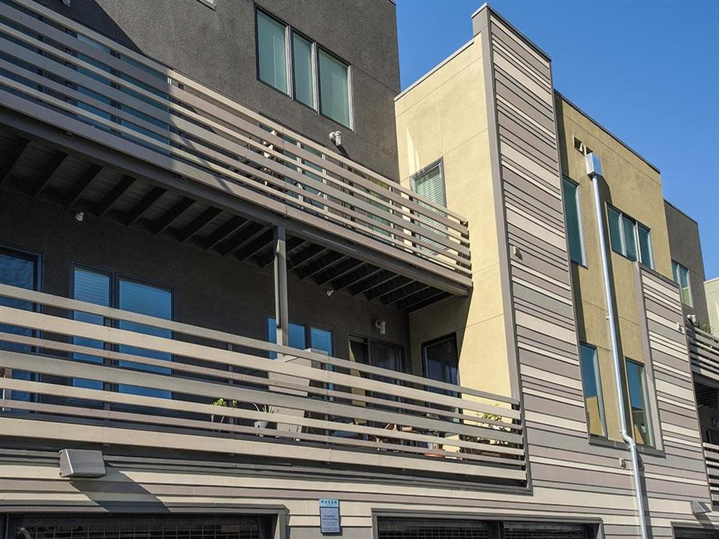Balcony Brand New Apartments for Rent | Mason at Hive Apartments in Oakland, CA Now Leasing