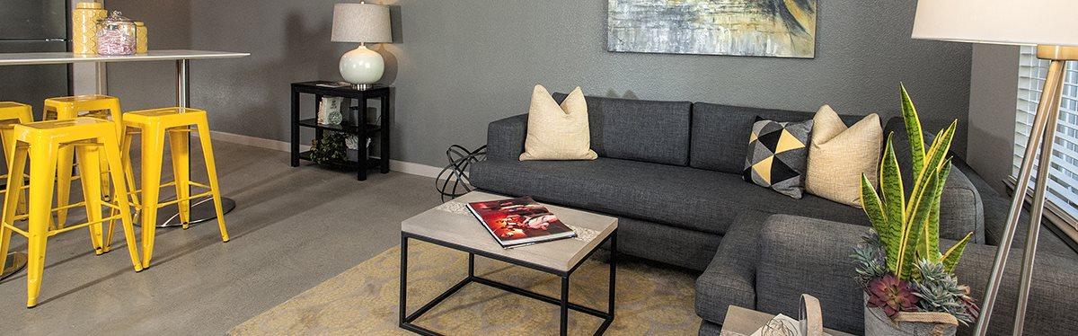 Living Room l Mason at Hive in Oakland CA