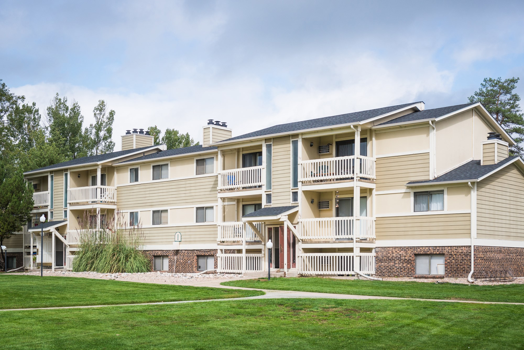Exterior at Village Gardens Apartments in Fort Collins, CO
