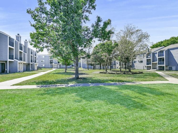 Apartment complex in Wichita, KS