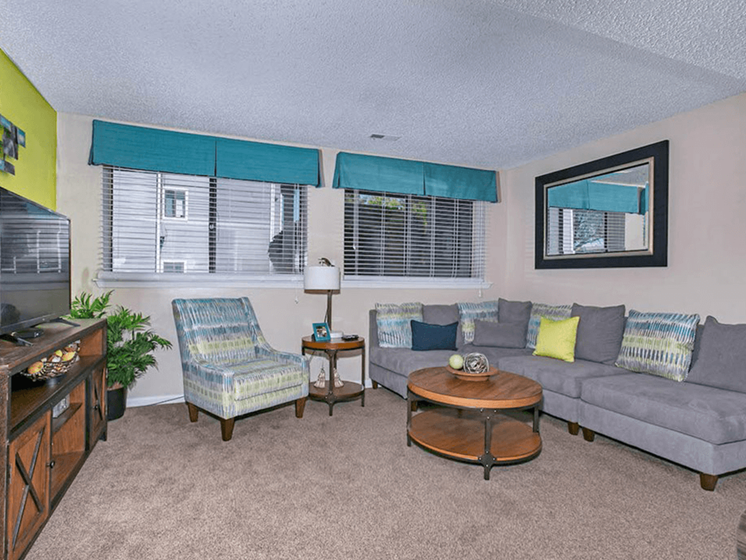 furnished apartment in Wichita