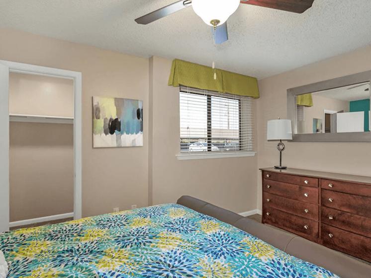 bedroom in Wichita
