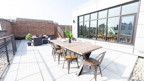 Outdoor Dine at The Assembly, Detroit, 48216