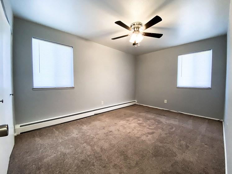Eastlake Terrace 2 Bedroom Master Bedroom