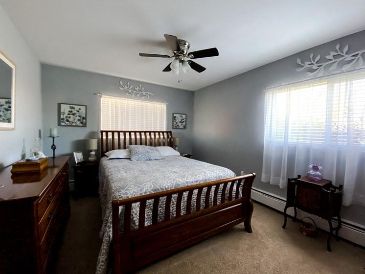Maple Park 2 Bedroom Master Bedroom