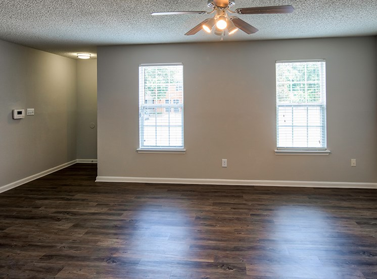 vacant apartment in York County VA