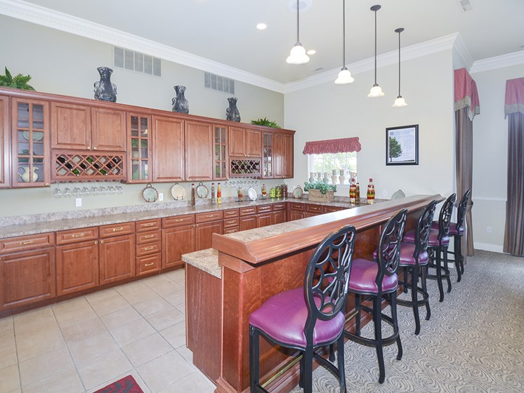 Large Clubhouse Kitchen