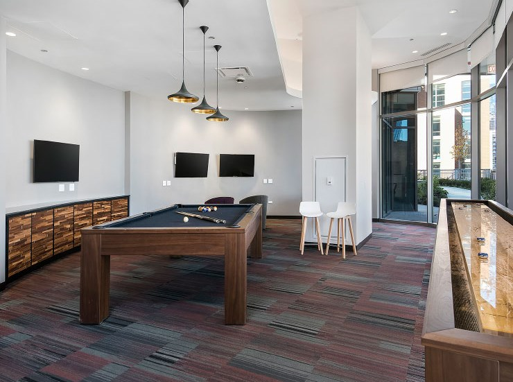 Separate Game Room at 1001 South State, Chicago, 60605