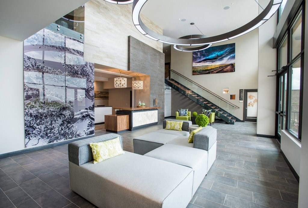 Leasing Offices at Union West Apartments in Lakewood, CO
