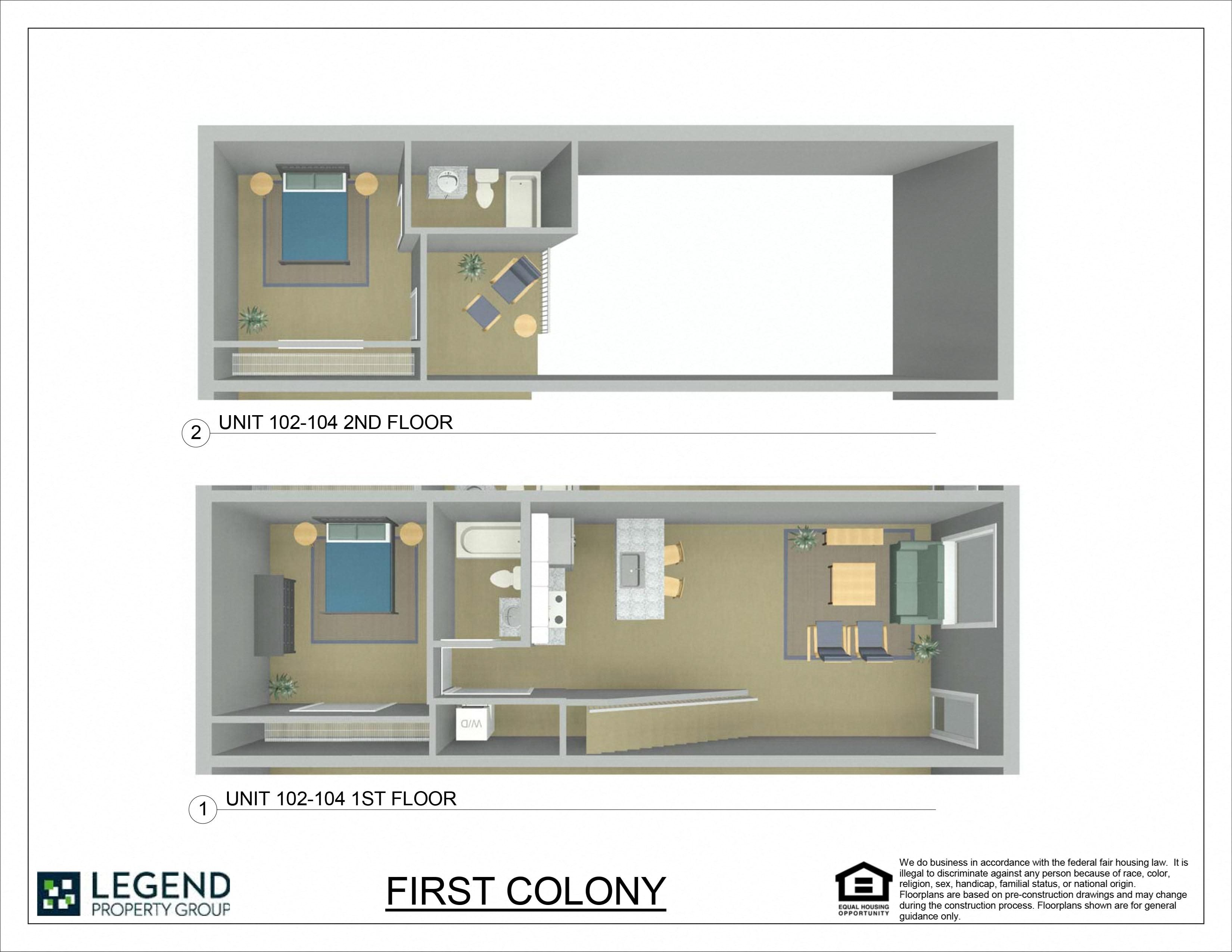 Floor Plans Of First Colony Flats Luxury Apartments In Norfolk Va
