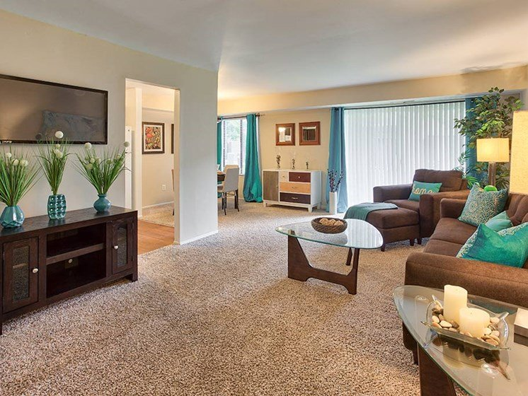 Wall-To-Wall Carpeting, at Northville Woods, Northville, MI 48168