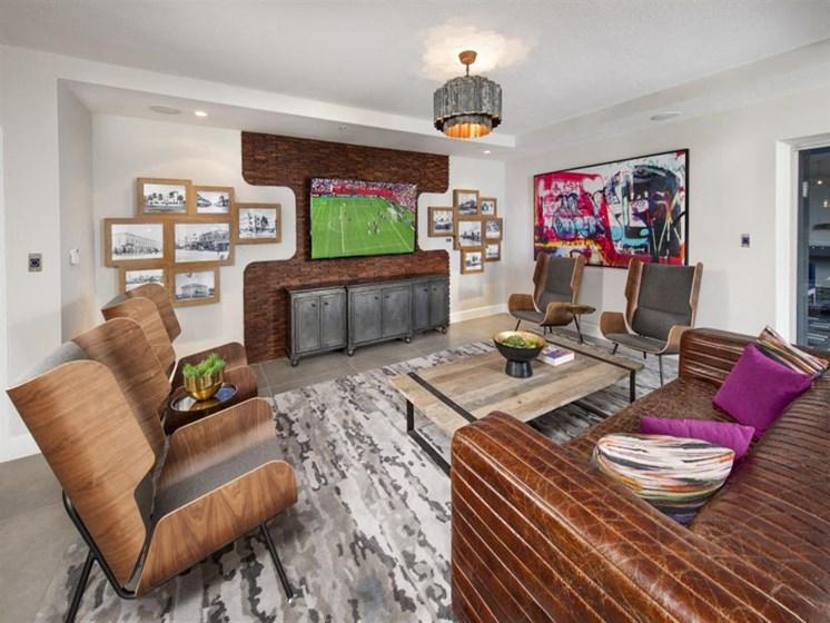 Newly Interior at SofA Downtown Luxury Apartments, Florida