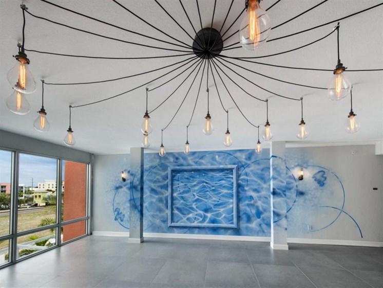 Abundant Natural Light at SofA Downtown Luxury Apartments, Florida, 33483