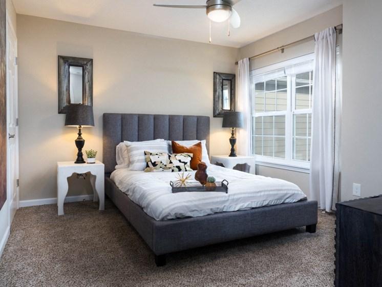 Lebanon OH Apartment Rentals Redwood Berkshire Way Bedroom