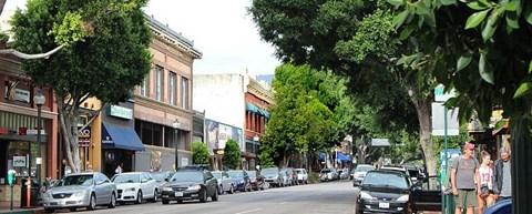 San Luis Obispo Downtown
