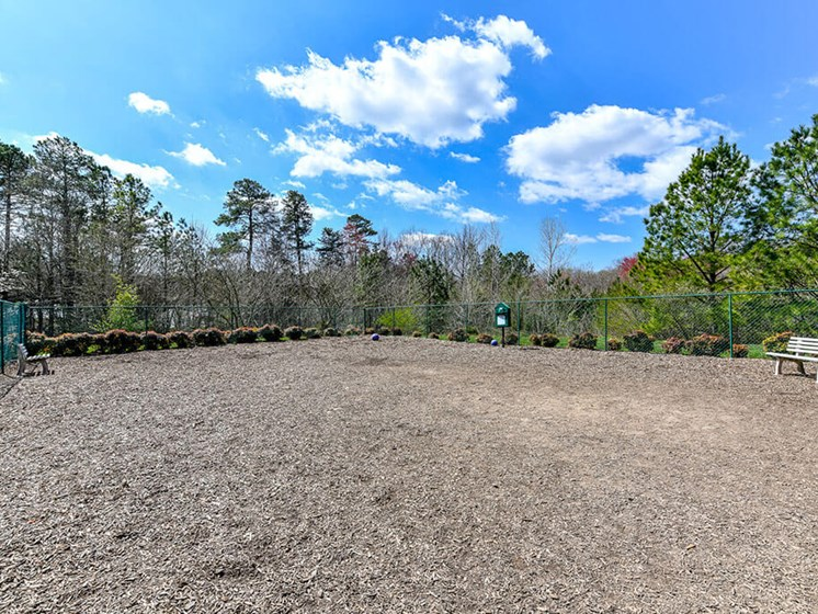 Your dogs need exercise and room to run around! Enjoy our on-site Pet Park at Alden Place at South Square Apartments,Durham, NC 27707