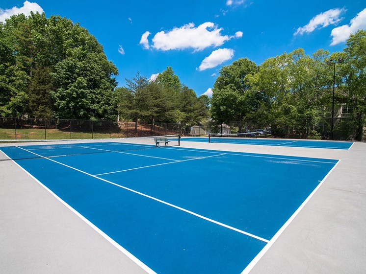 If you love nothing more than a good game of tennis, we have a Lighted Double Tennis Court at Autumn Park Apartments, Charlotte, NC 28262