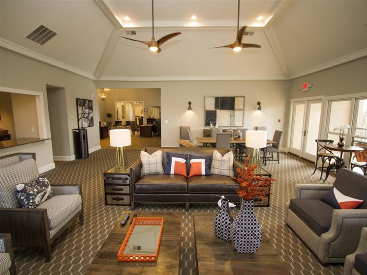 Resident Clubhouse at Hampton Woods, Shawnee, 66217