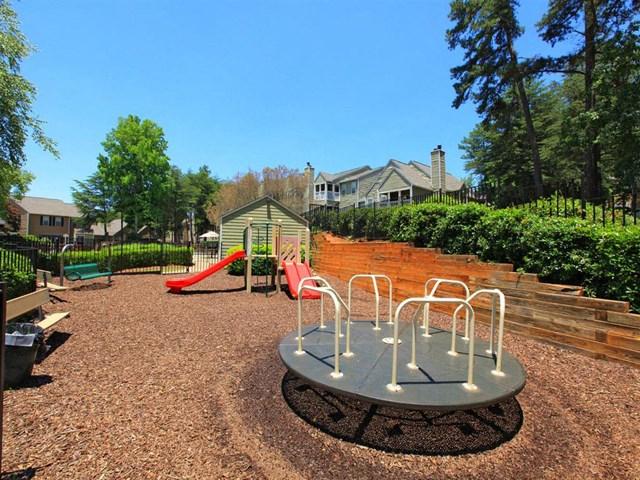 Playground at Station Heights, Alpharetta, GA