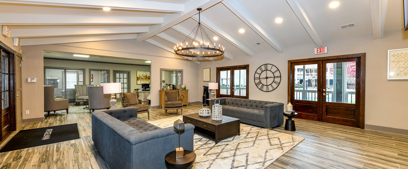 Community Clubhouse at Station Heights, Alpharetta, GA