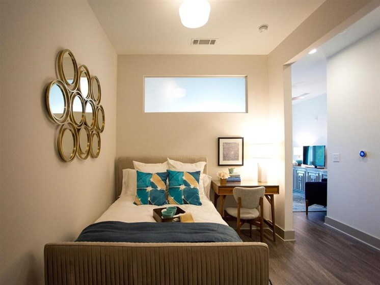 Hardwood LVT Flooring Throughout at The Dartmouth North Hills Apartments, Raleigh, NC, 27609