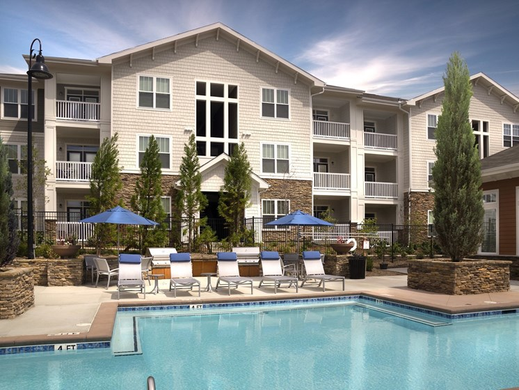 Expansive, Resort-Style Saltwater Pool at Grand Oak at Town Park, Smyrna, 37167