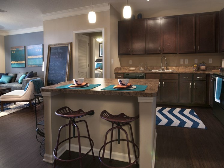 Chef-Inspired Kitchen at Grand Oak at Town Park, Tennessee, 37167