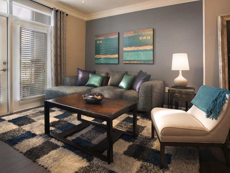 Fully Furnished Floor Plan at Grand Oak at Town Park, Smyrna,Tennessee