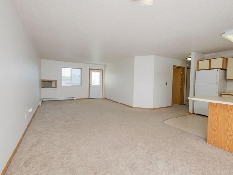 Thunder Creek Apartments | 2 Bdrm - Living Room