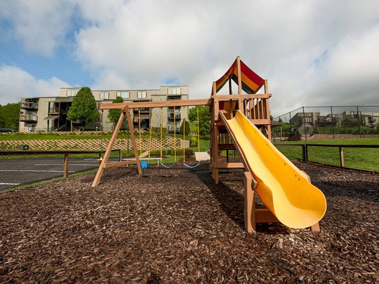 playground at Village Royale Apartments