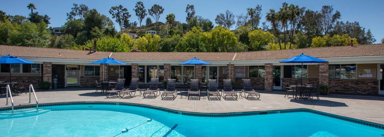 Cameron's Mobile Estates Swimming Pool