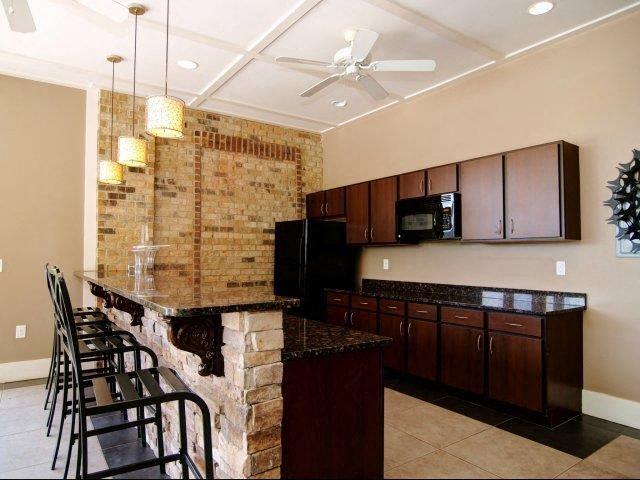 Community Kitchen Appliances at Hayleigh Village Apartments, Greensboro, NC