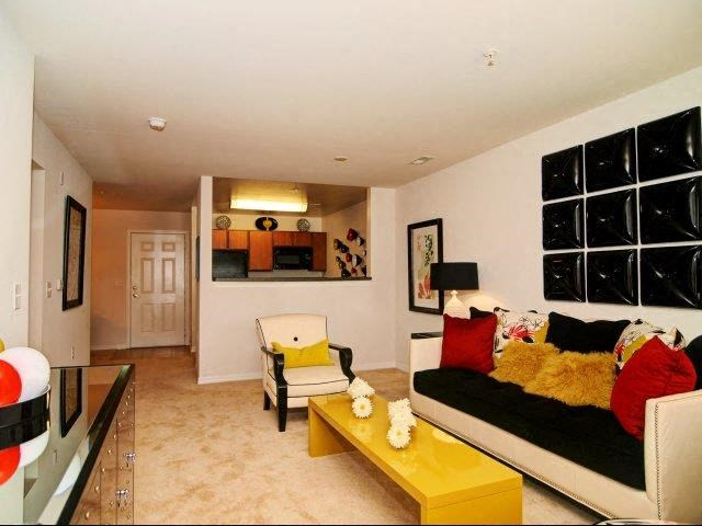 Upgraded Living Room Interiors  at Hayleigh Village Apartments, Greensboro