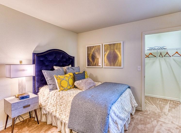 2nd Bedroom view  at Alaris Village Apartments, Winston-Salem, NC