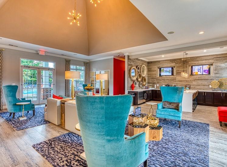Office area  at Alaris Village Apartments, Winston-Salem, NC