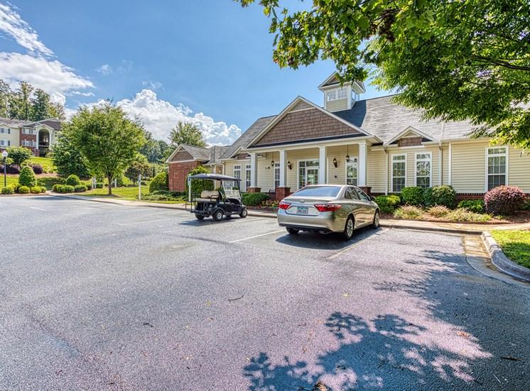 Office  at Alaris Village Apartments, Winston-Salem, NC