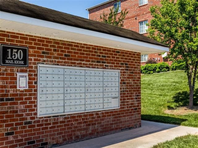 Package Receiving at Featherstone Village Apartments, Durham, NC
